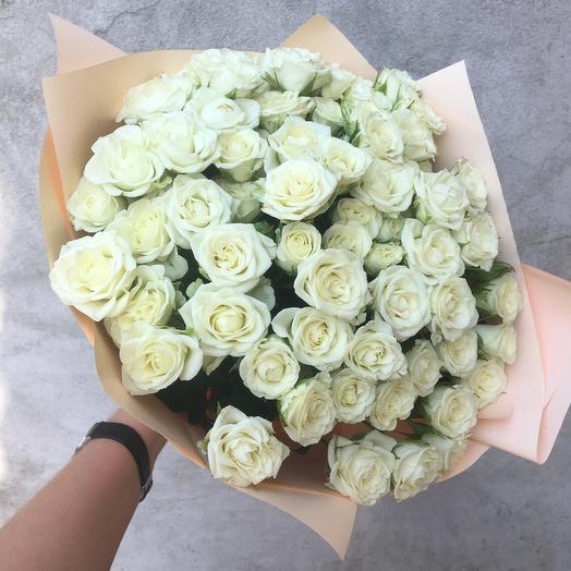 Нежный букетик: букеты цветов на заказ Flowwow