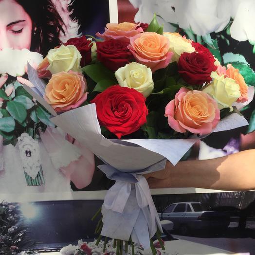 """Букет """"Коктейль"""": букеты цветов на заказ Flowwow"""