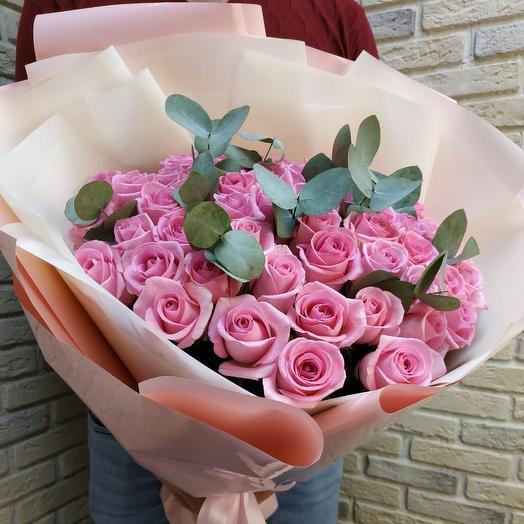 Мов Нимфы: букеты цветов на заказ Flowwow