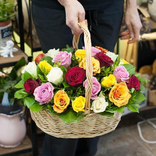 Композиция для мамы 3: букеты цветов на заказ Flowwow