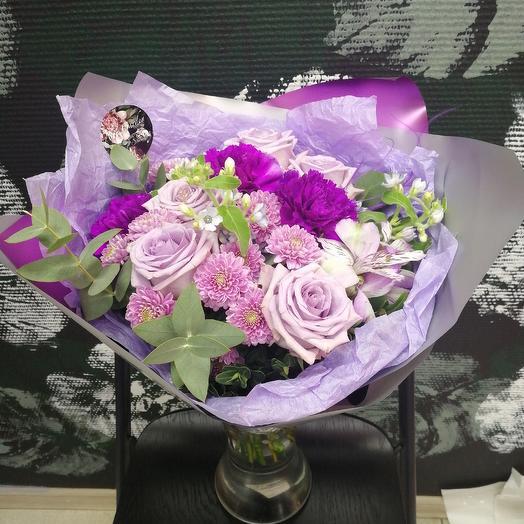 Букет Свет Мой: букеты цветов на заказ Flowwow