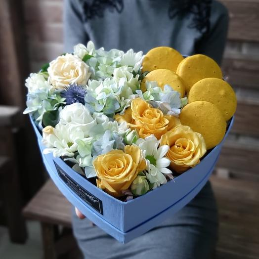 Сладкое настроение: букеты цветов на заказ Flowwow