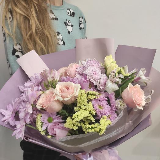 Цветение: букеты цветов на заказ Flowwow