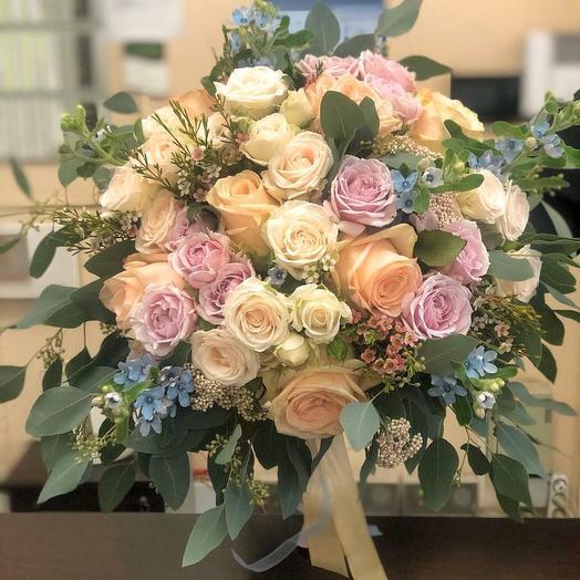 0007: букеты цветов на заказ Flowwow