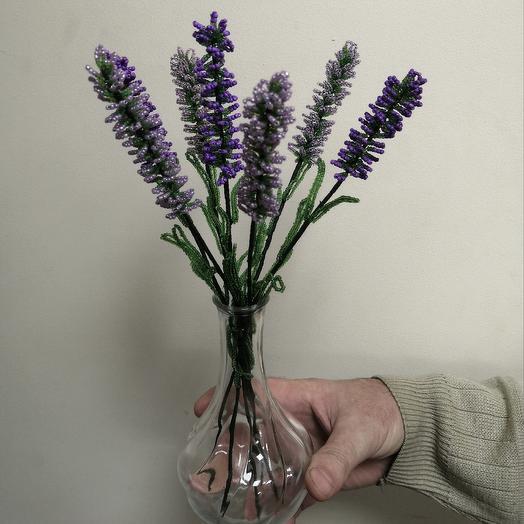 Бисерное настроение: букеты цветов на заказ Flowwow