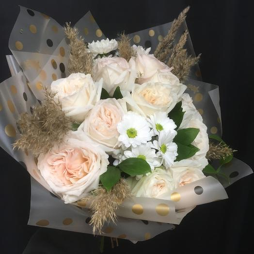 Lovely ohara: букеты цветов на заказ Flowwow