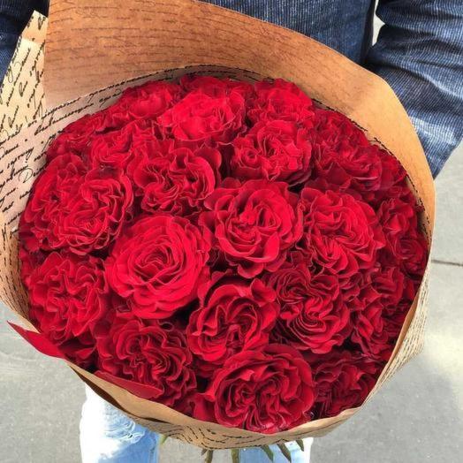 Франческа: букеты цветов на заказ Flowwow