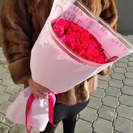 """Букет - """"Пышный бал"""": букеты цветов на заказ Flowwow"""