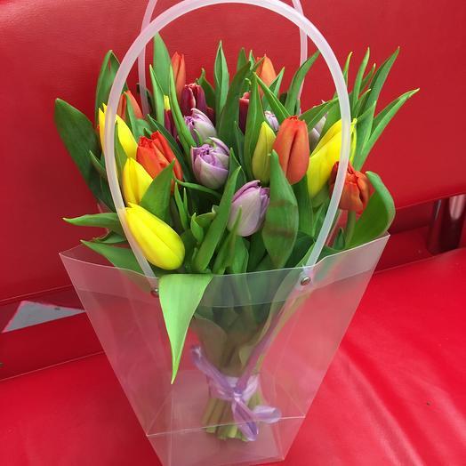 Букет Время любить: букеты цветов на заказ Flowwow
