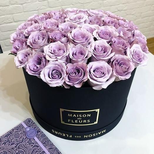 Коробка meritim: букеты цветов на заказ Flowwow