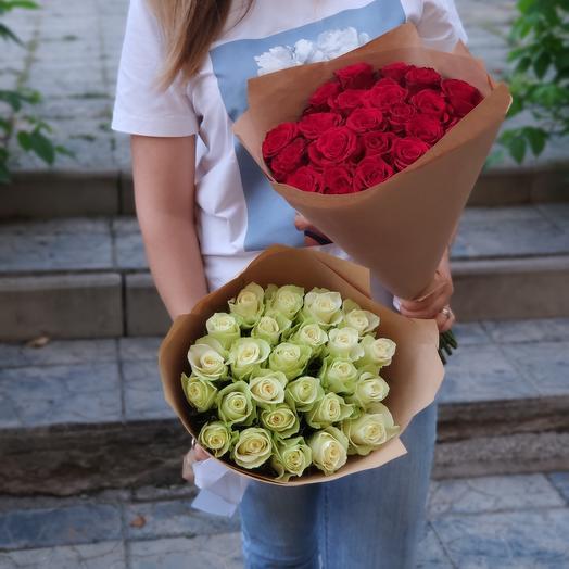 Акция! 25 роз