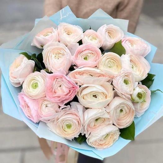 Красивый букет «Для любимой»