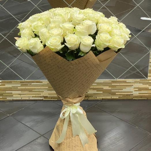 Роза мондиал 80 см
