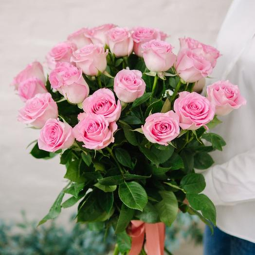 Букет из 25 роз Свит Юник