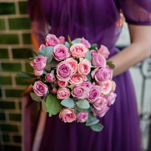 Букет «Rose dream»