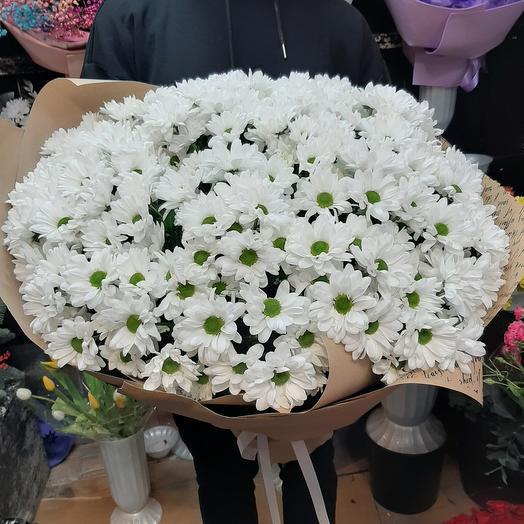 A huge bouquet