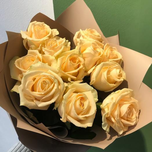 Букет из роз «Шарм»