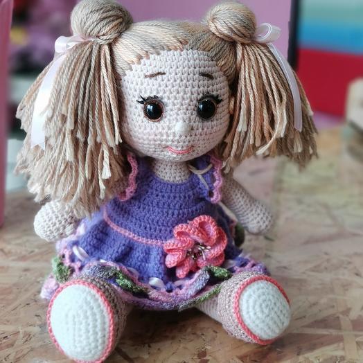 Кукла ручной работы 💕