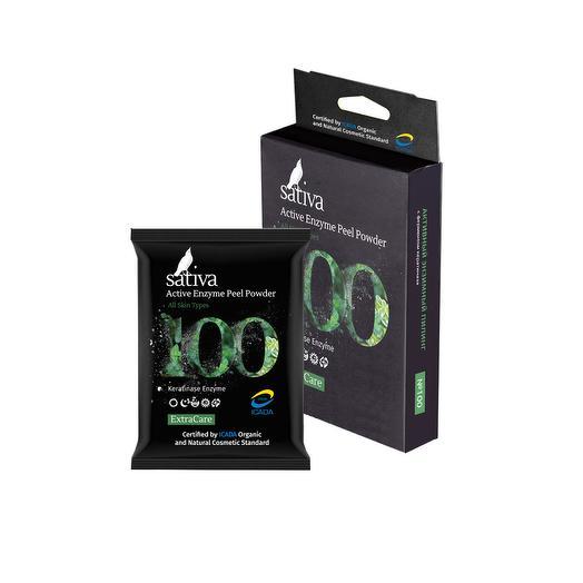 Активный энзимный пилинг 100, Sativa
