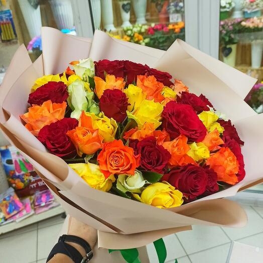 55 роз кения