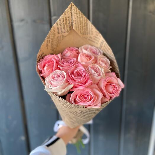 Розовый смузи 🌸