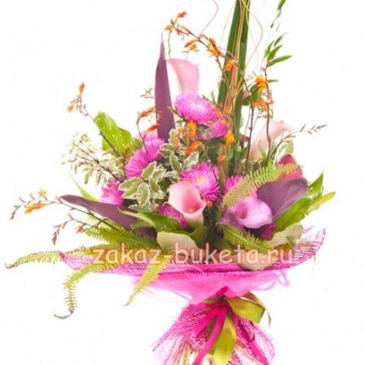 Танец цветов: букеты цветов на заказ Flowwow