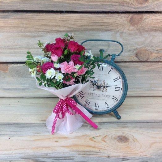 Маленький букетик: букеты цветов на заказ Flowwow