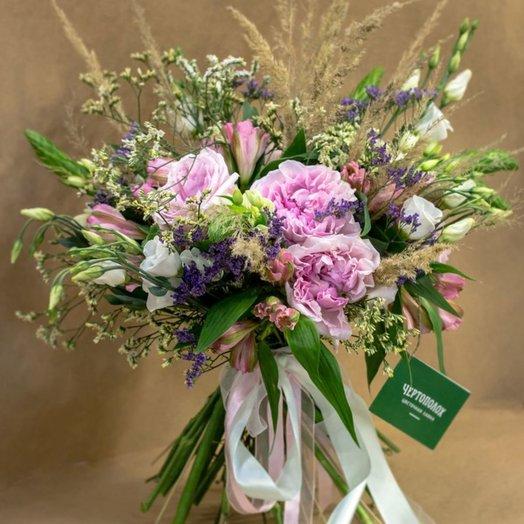 Букет Летняя нежность: букеты цветов на заказ Flowwow