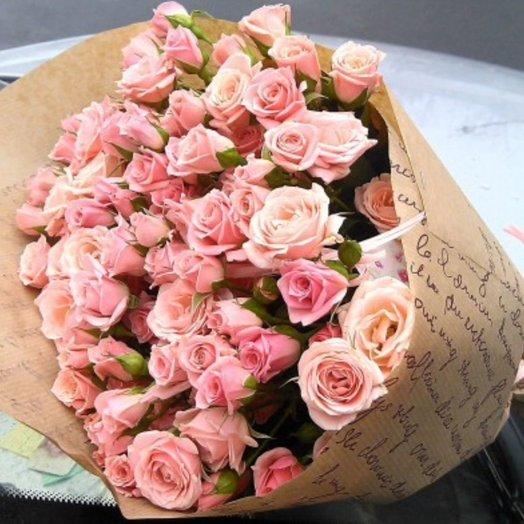 Калинка: букеты цветов на заказ Flowwow