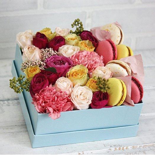 Джимми Чу: букеты цветов на заказ Flowwow