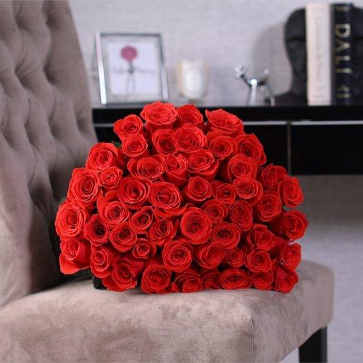 Нина 49: букеты цветов на заказ Flowwow