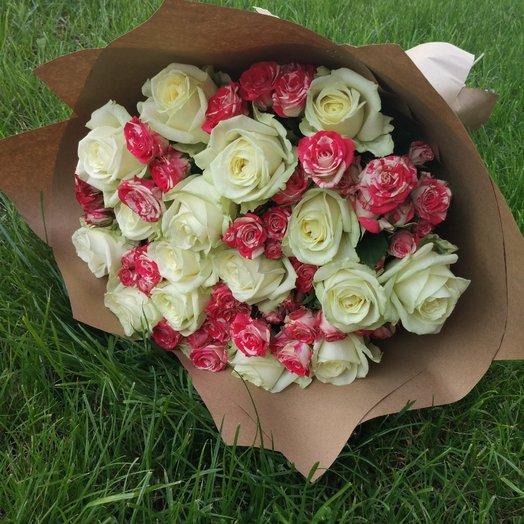 Богиня любви: букеты цветов на заказ Flowwow