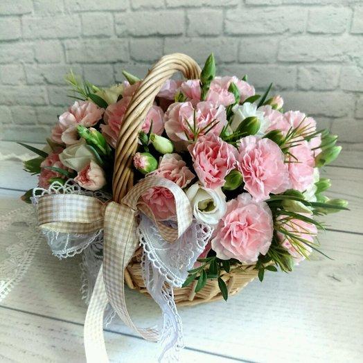 Розовый дар: букеты цветов на заказ Flowwow