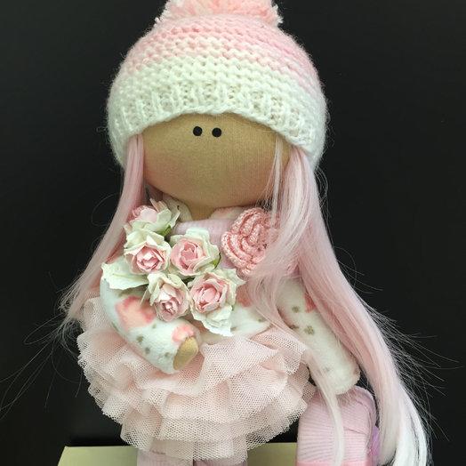 Кукла ручной работы : букеты цветов на заказ Flowwow
