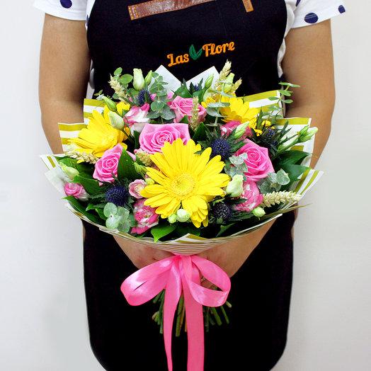 """Букет """"Высокая оценка"""": букеты цветов на заказ Flowwow"""