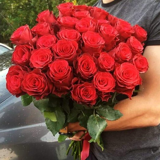 A bouquet of roses 31 L: flowers to order Flowwow
