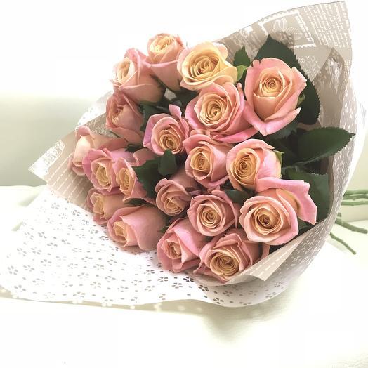 Мисс 19: букеты цветов на заказ Flowwow