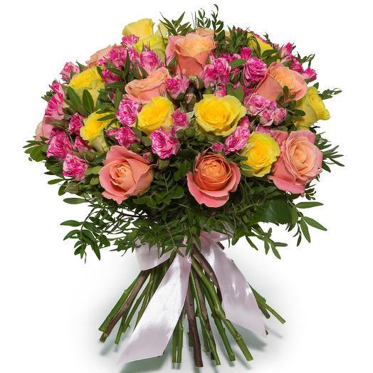 """Букет """"Солнечная Тоскана"""": букеты цветов на заказ Flowwow"""