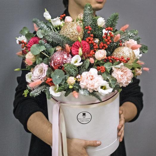 Большое Волшебство: букеты цветов на заказ Flowwow