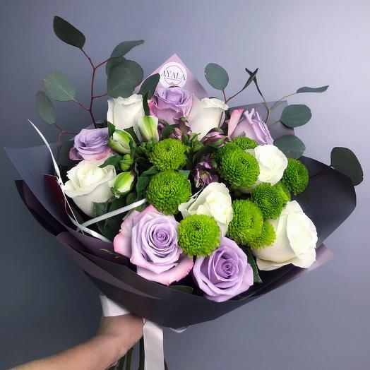Меган: букеты цветов на заказ Flowwow