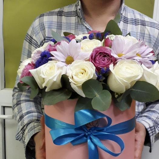 Надежда: букеты цветов на заказ Flowwow