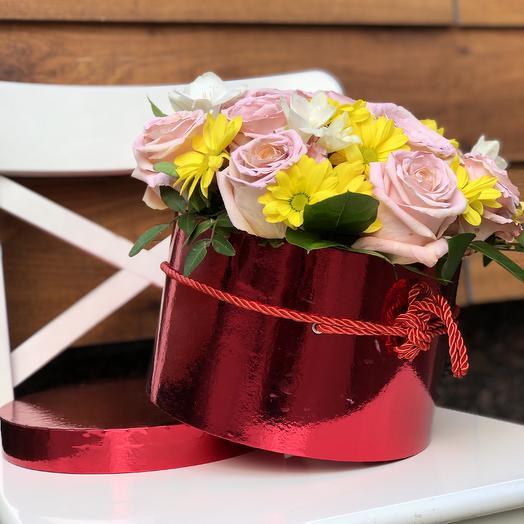 Мадам Флёр: букеты цветов на заказ Flowwow