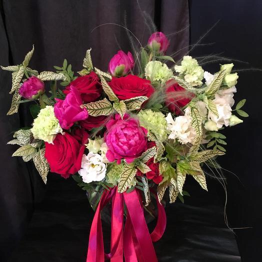 Фиерия: букеты цветов на заказ Flowwow