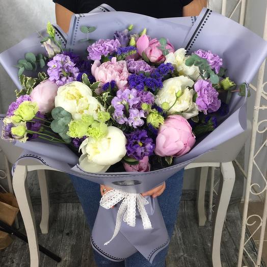 Изабель: букеты цветов на заказ Flowwow