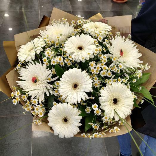 """Букет """"Любовь и верность"""": букеты цветов на заказ Flowwow"""