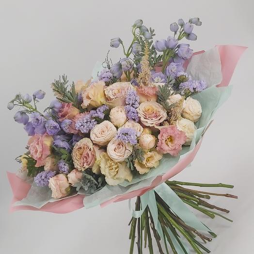 Флорентийский сад: букеты цветов на заказ Flowwow