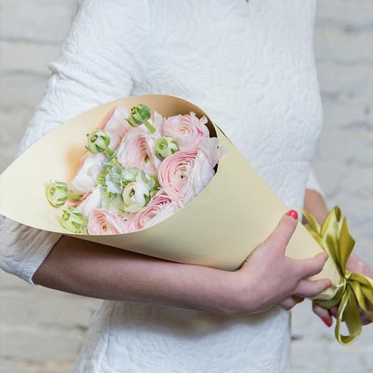 """Букет """"Взбитые Сливки"""": букеты цветов на заказ Flowwow"""
