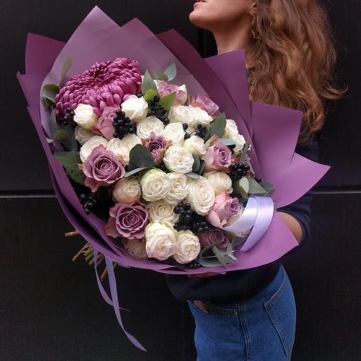 Ink: букеты цветов на заказ Flowwow