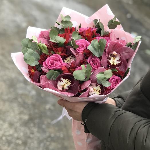 Нежность в цвете: букеты цветов на заказ Flowwow