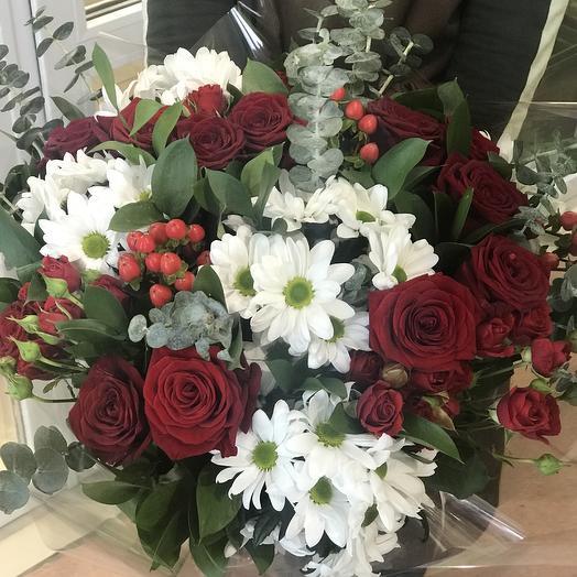 На юбилей: букеты цветов на заказ Flowwow